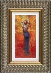 Tulip by Henry Asencio -  sized 8x16 inches. Available from Whitewall Galleries